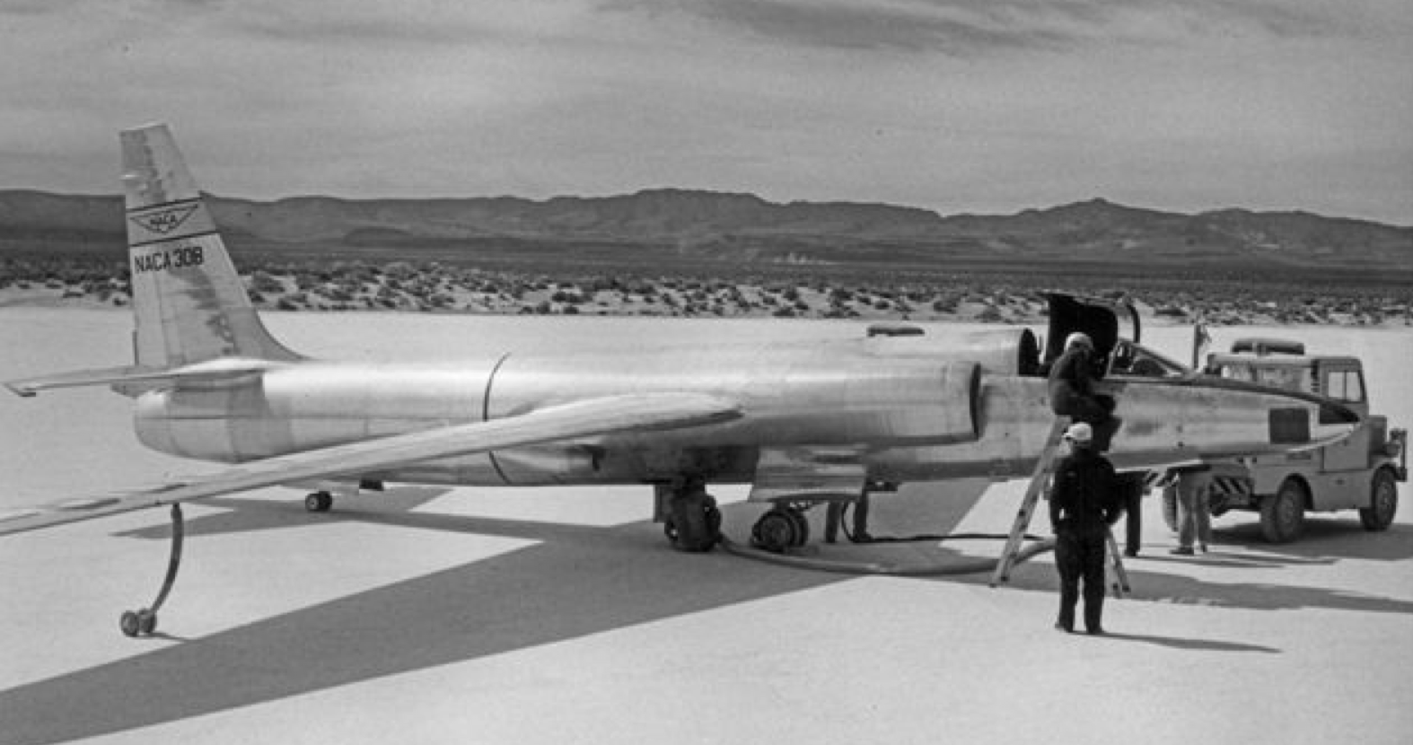 U2 at Groom Lake